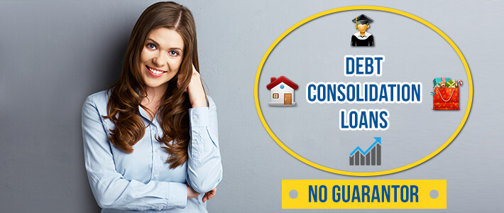 Debt Consolidation Loans No Guarantor