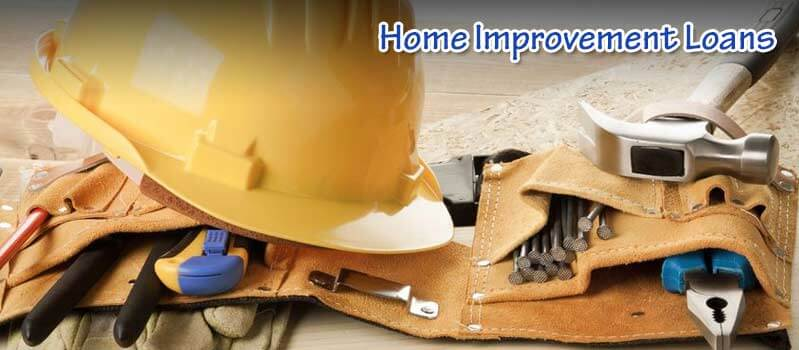 for home remodeling with not so perfect credit rating